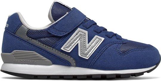 New Balance 996 Sneaker, Deep Blue, 33