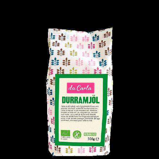 Ekologiskt Durramjöl, 500 g
