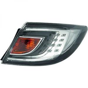 Takavalo, Vasen, MAZDA 6 Hatchback, 6 Sedan, GS1G51180D, GS1G51180E, GS1G51180G, GS1G51180H, GS1G51180J, GS1G51180K