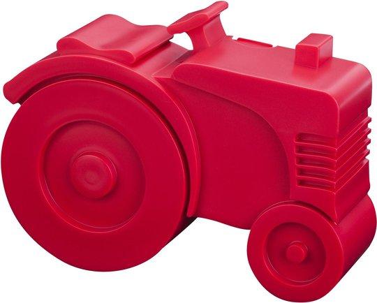 Blafre Matboks Traktor, Rød