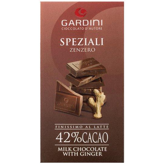 """Choklad """"Ginger"""" 80g - 47% rabatt"""