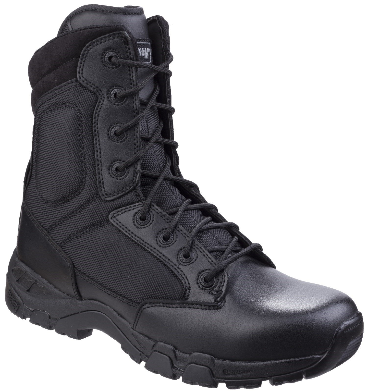 Magnum Unisex Viper Pro 8.0 EN Lace Up Safety Boot Black 22415 - Black 3