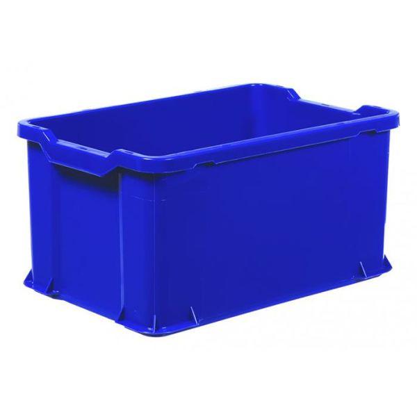 Schoeller Allibert ARCA 7906 Uniback-laatikko sininen 600x400x300 mm
