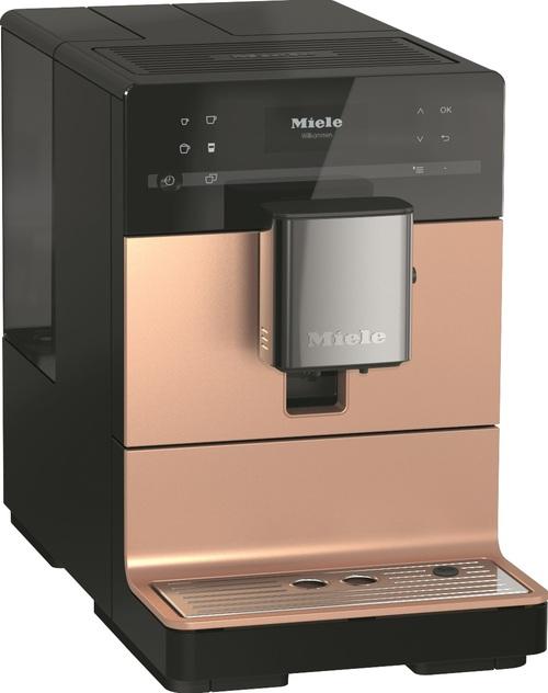 Miele Cm 5510 Rose Gold Pearlfinish, Silence Espressomaskin -