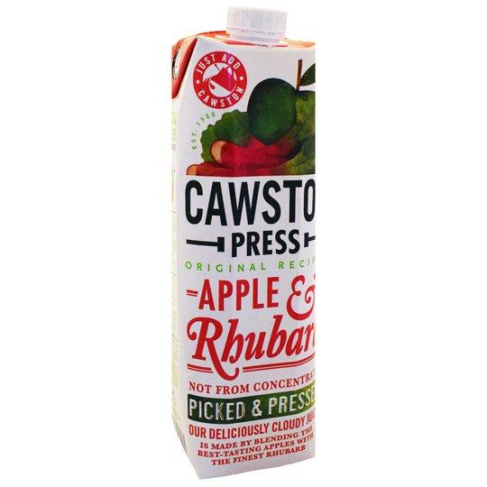 Juice Äpple & Rabarber 1l - 47% rabatt