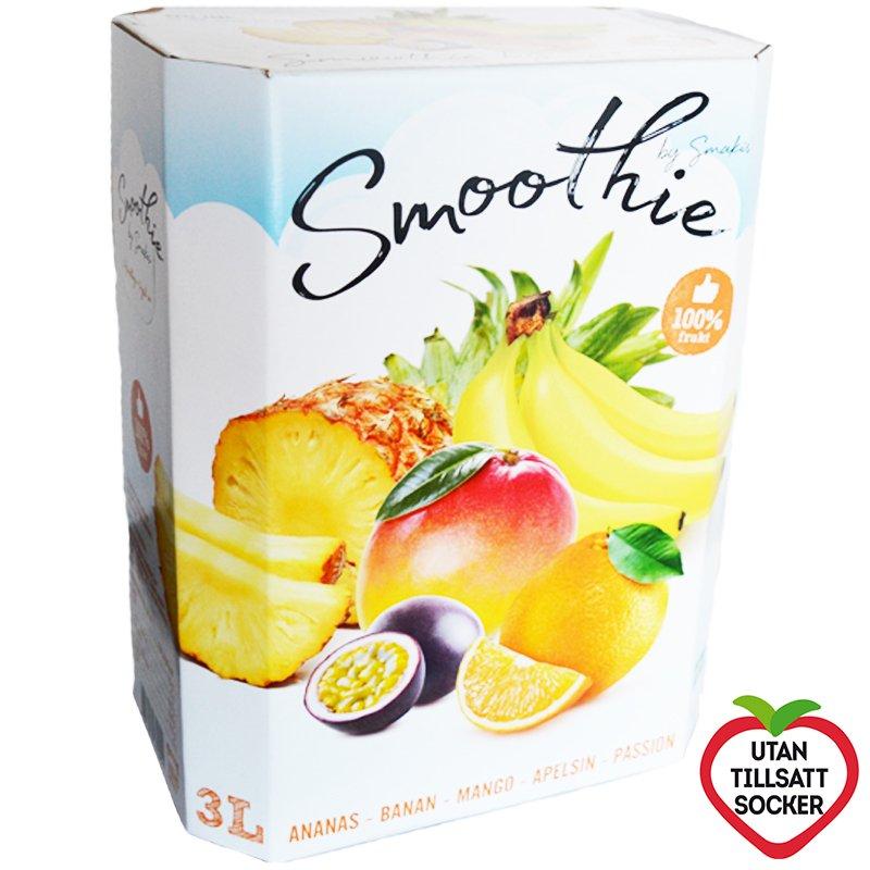 "Smoothie ""Box"" 3l - 23% rabatt"