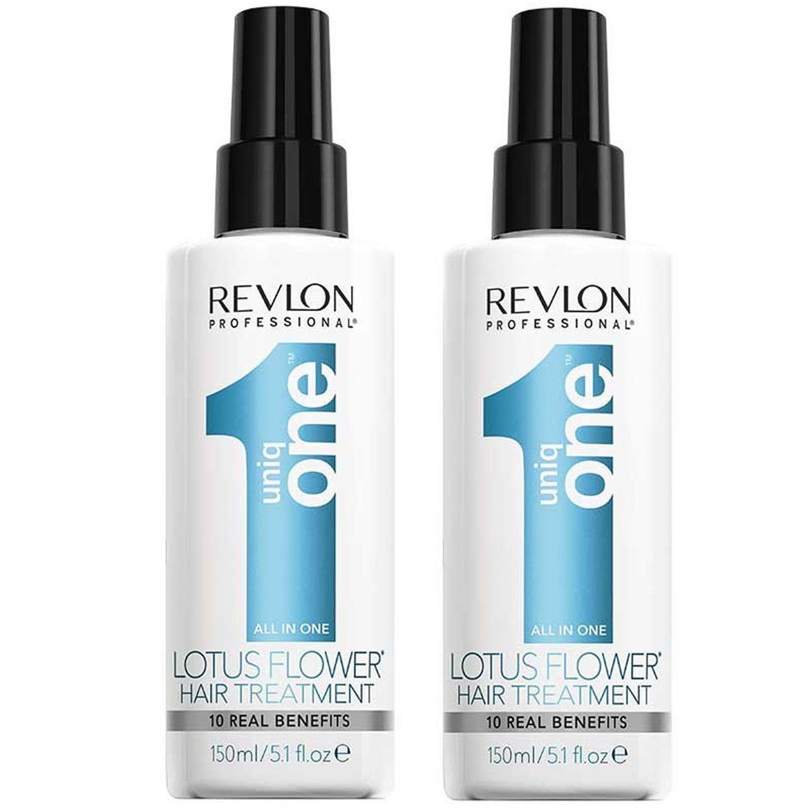 Uniq One - 2x All in One Flower Hair Treatment 150 ml