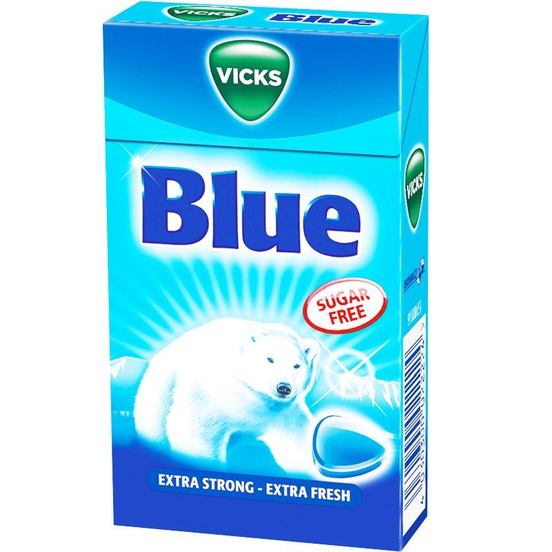 Pastiller Blue Extra Strong - 31% rabatt