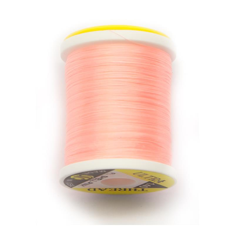 UTC bindetråd 140D - Fl. Shell Pink Perfekt til rosa reker, bla. Pattegrisen