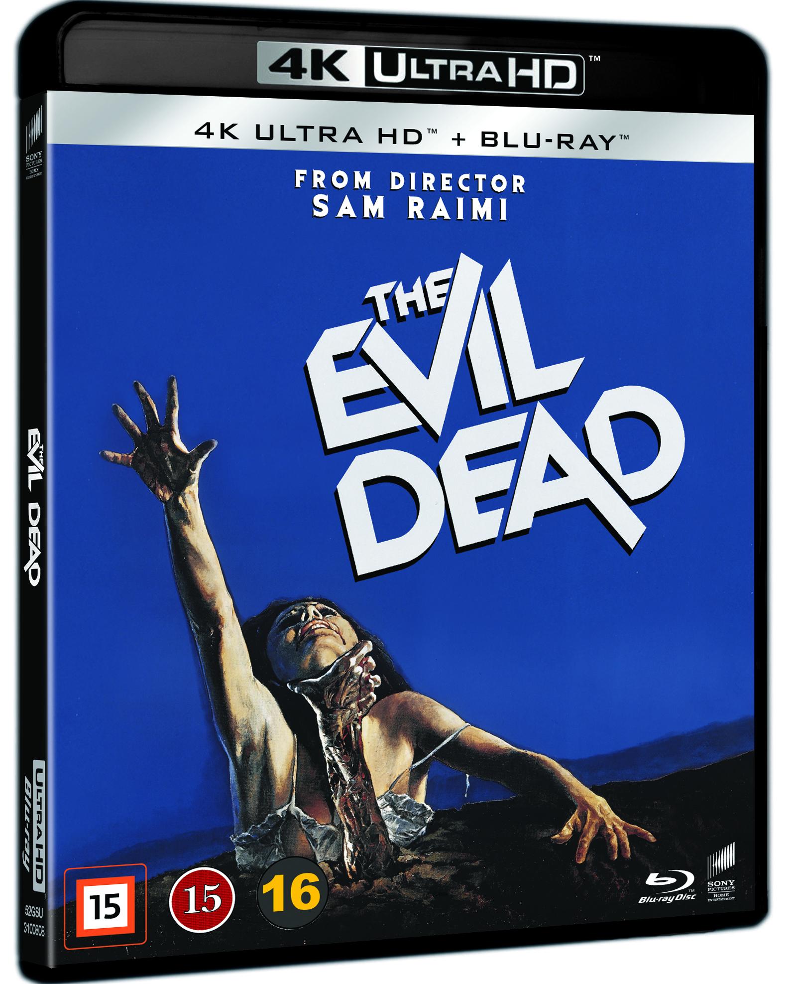 Evil Dead, The (1983) (Uhd+Bd) Uhd S-T