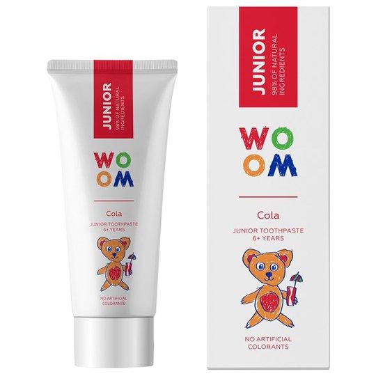 WOOM Junior Toothpaste Cola, 50 ml