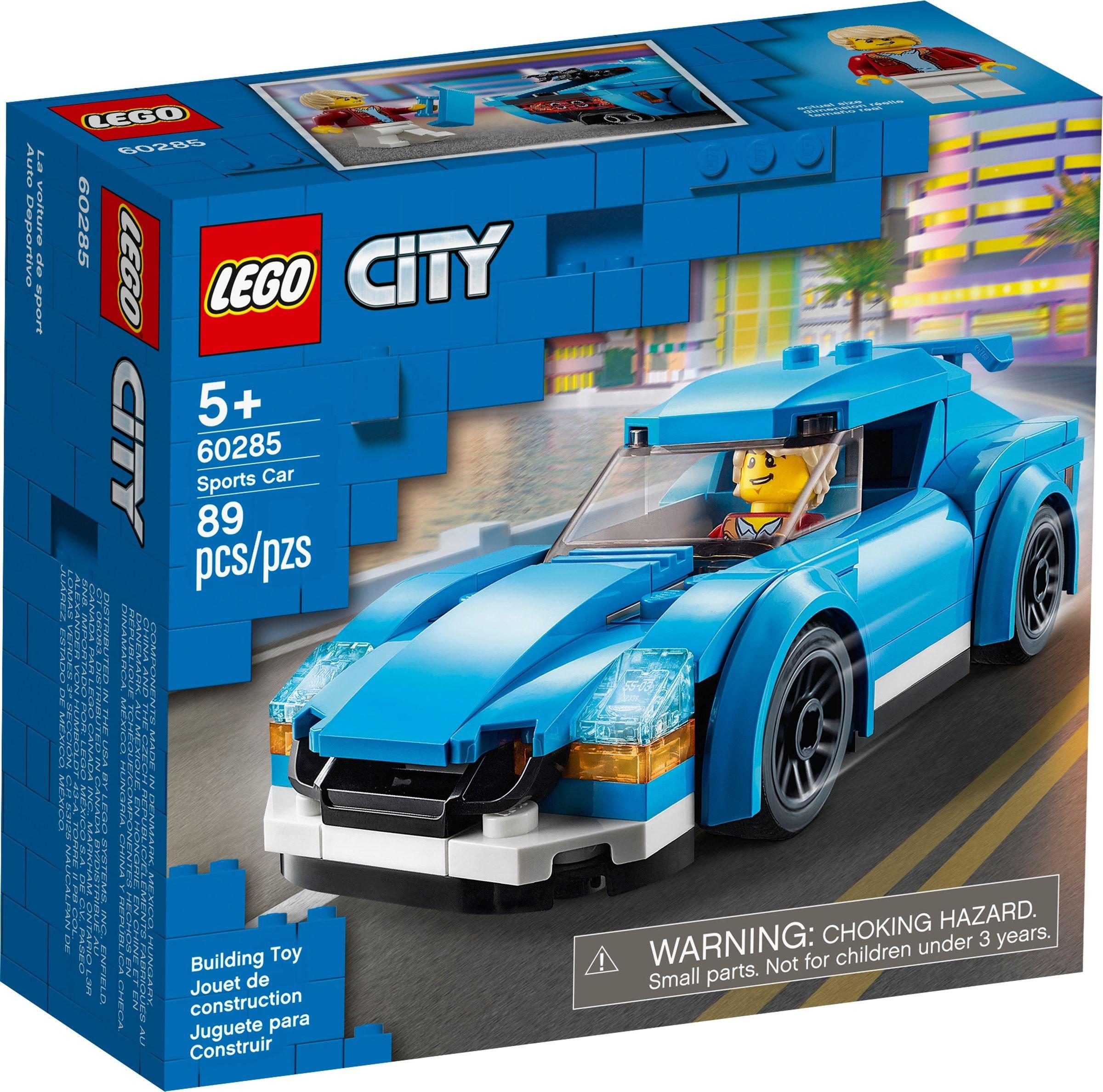 LEGO City - Sports Car (60285)