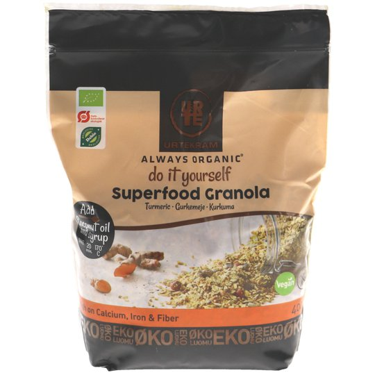 Luomu Superfood Granola - 29% alennus