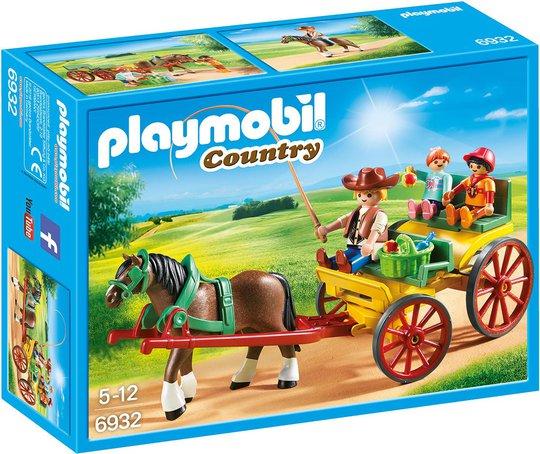 Playmobil 6932 Hestevogn