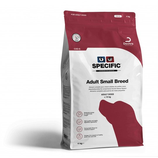 Specific™ Adult Small Breed CXD-S (4 kg)