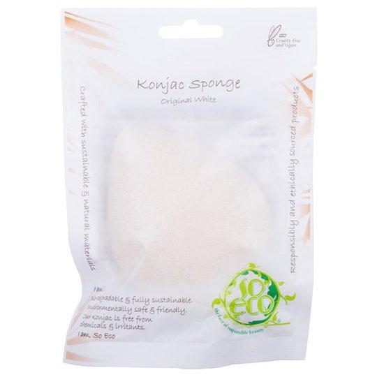 So Eco Konjac Sponge - Original White
