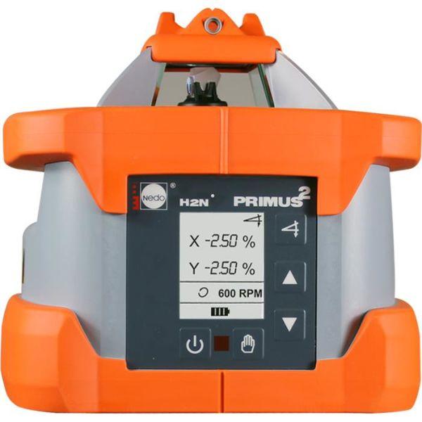 Nedo Primus2 H2N Pyörivä laser