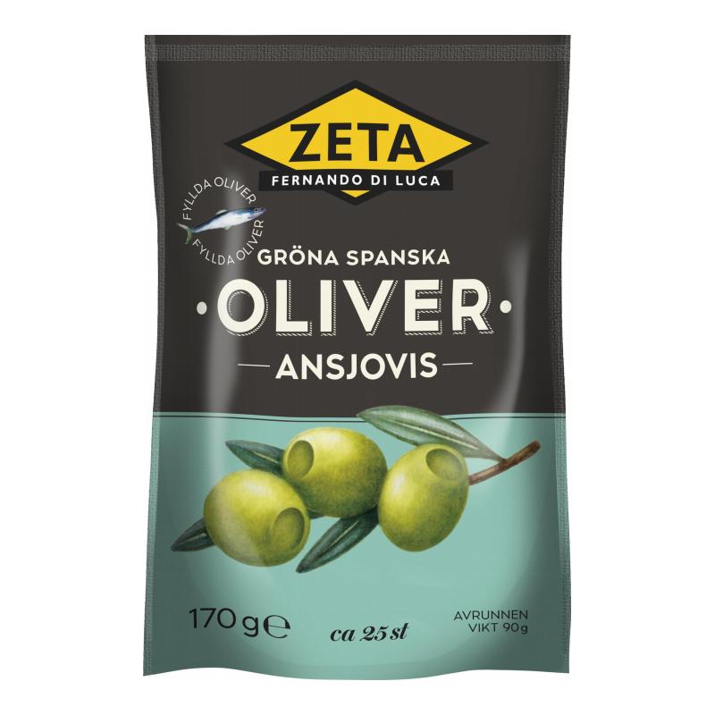 Oliver Anjovis - 26% rabatt