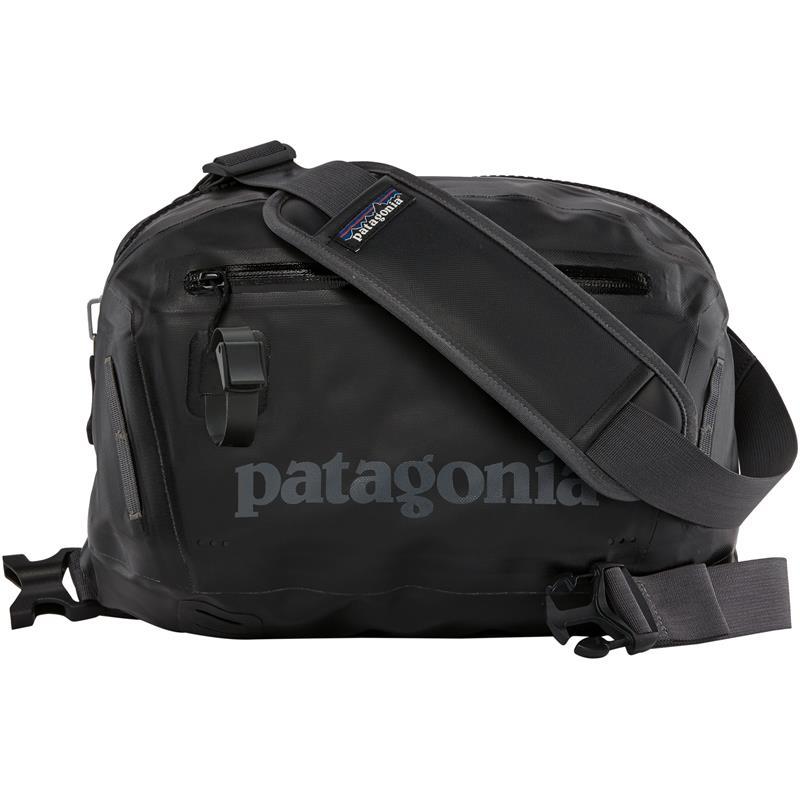 Patagonia Stormfront Hip Pack Stor og funksjonell, Black, 10 L