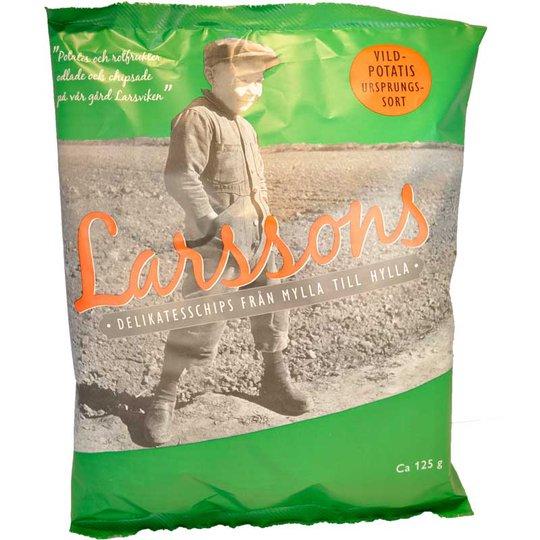 Larssons delikatesschips - 67% rabatt