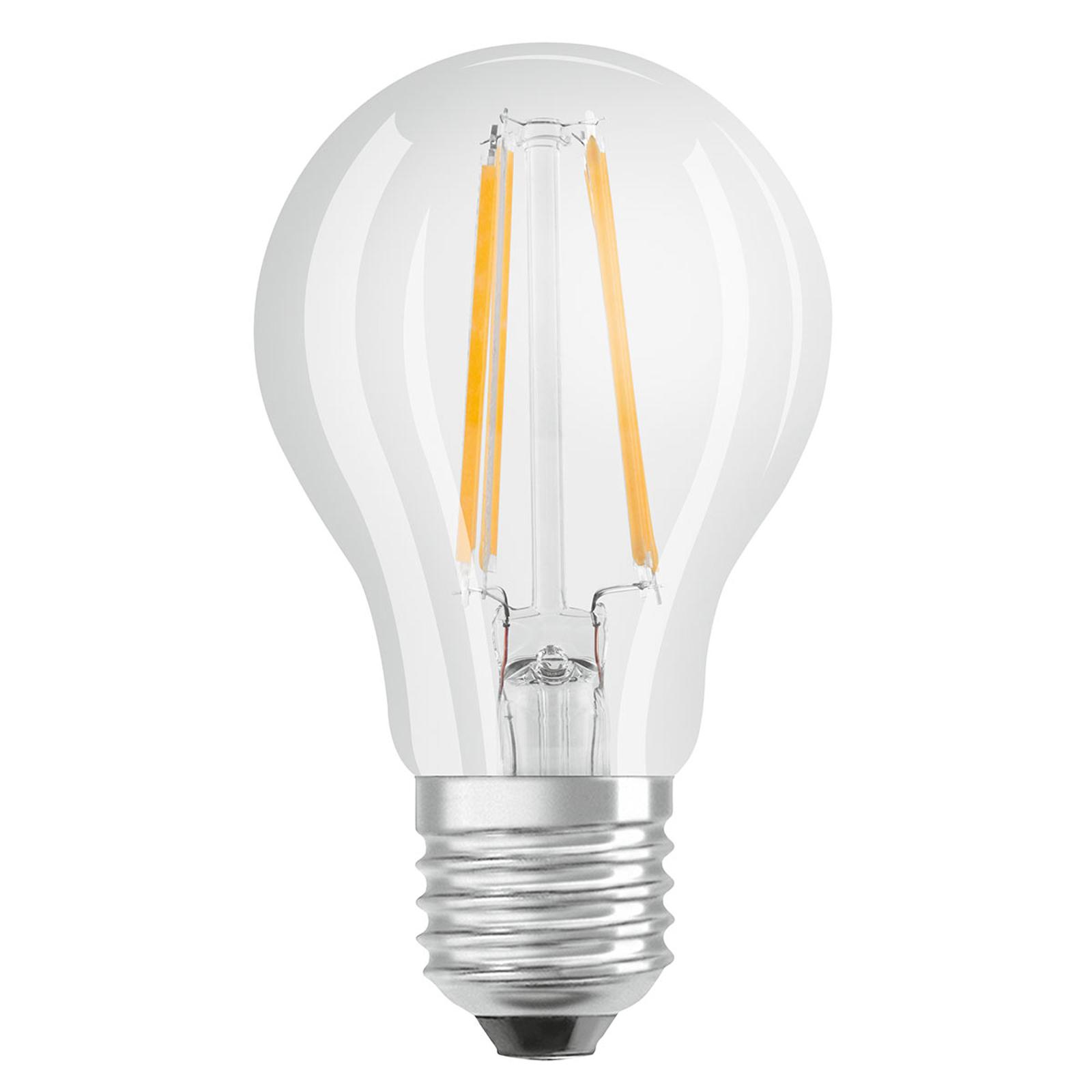 OSRAM-LED-lamppu E27 7W Star+ Relax&Active kirkas