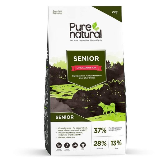 Purenatural Senior (2 kg)