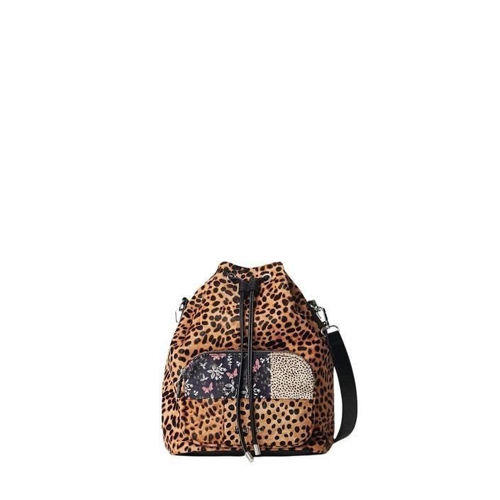 Desigual Women's Shoulder Bag Brown 319833 - brown UNICA