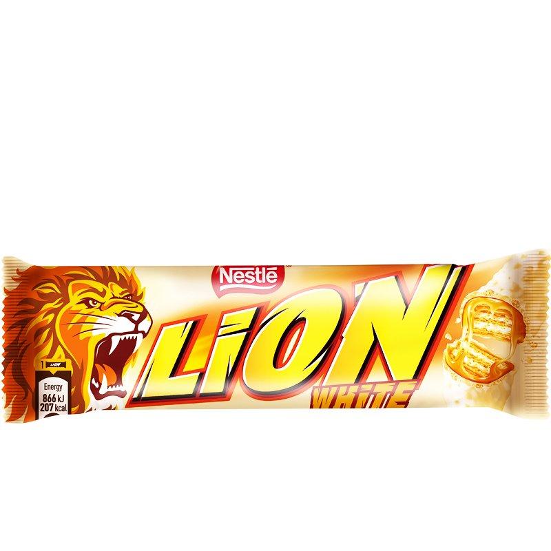 Lion White - 22% rabatt