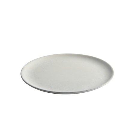 Raw Frokosttallerken Arctic White 23 cm