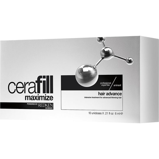 Redken Cerafill Maximize Hair Advance Intensive Treatment, 6 ml Redken Hiustenlähtö