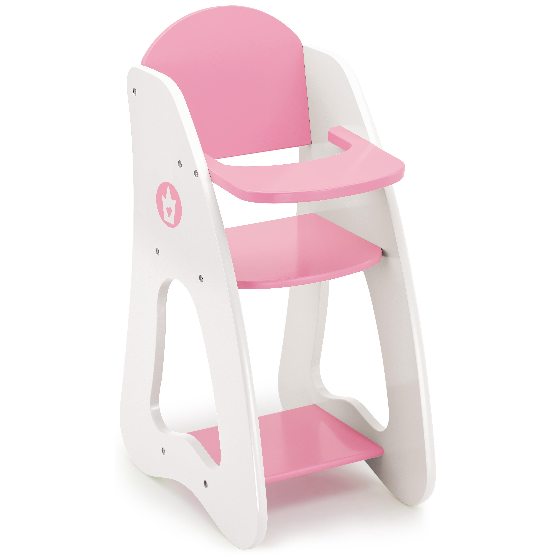 Bayer - Dolls High Chair - Princess World (50101AA)