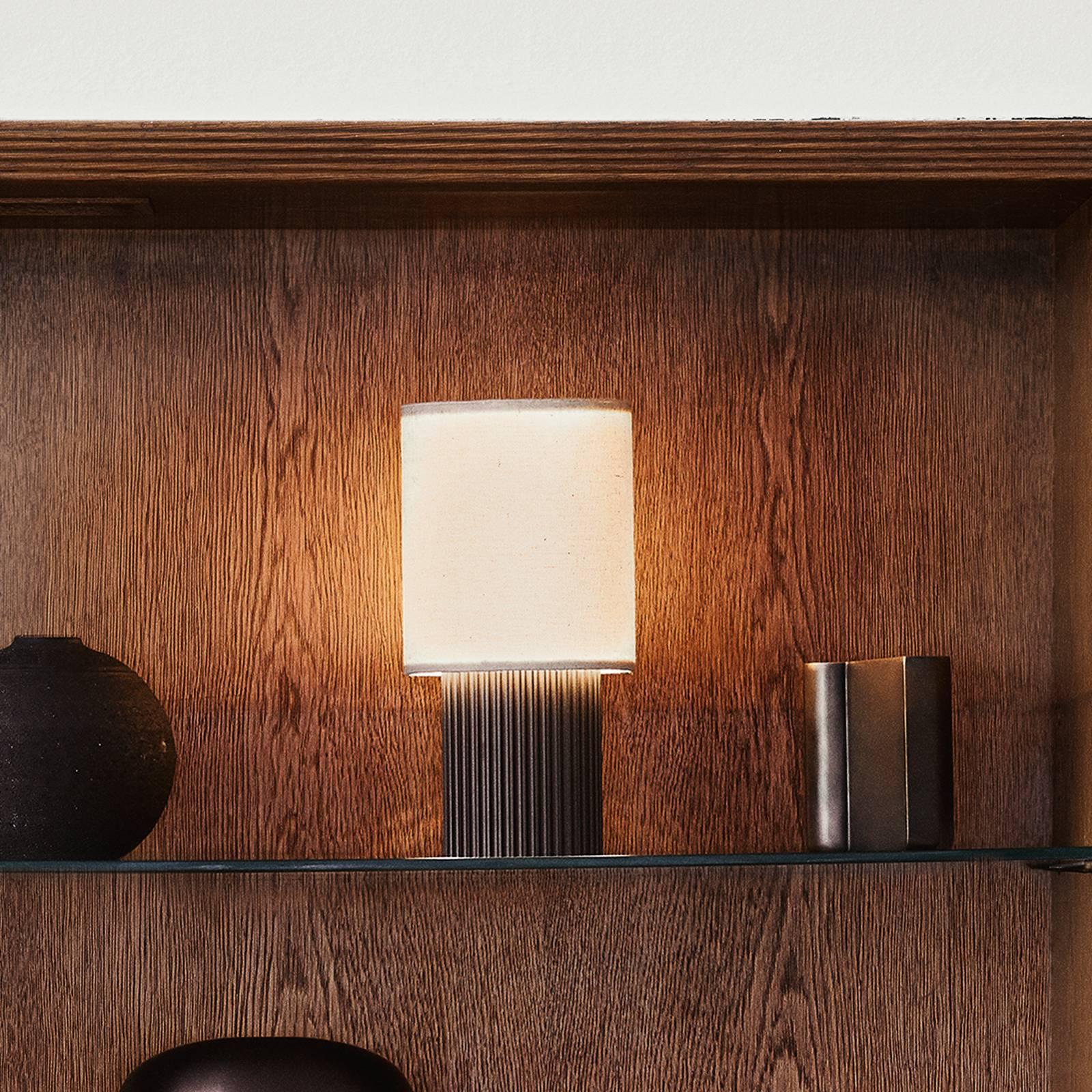 &Tradition Manhattan SC52 -LED-pöytälamppu, akku