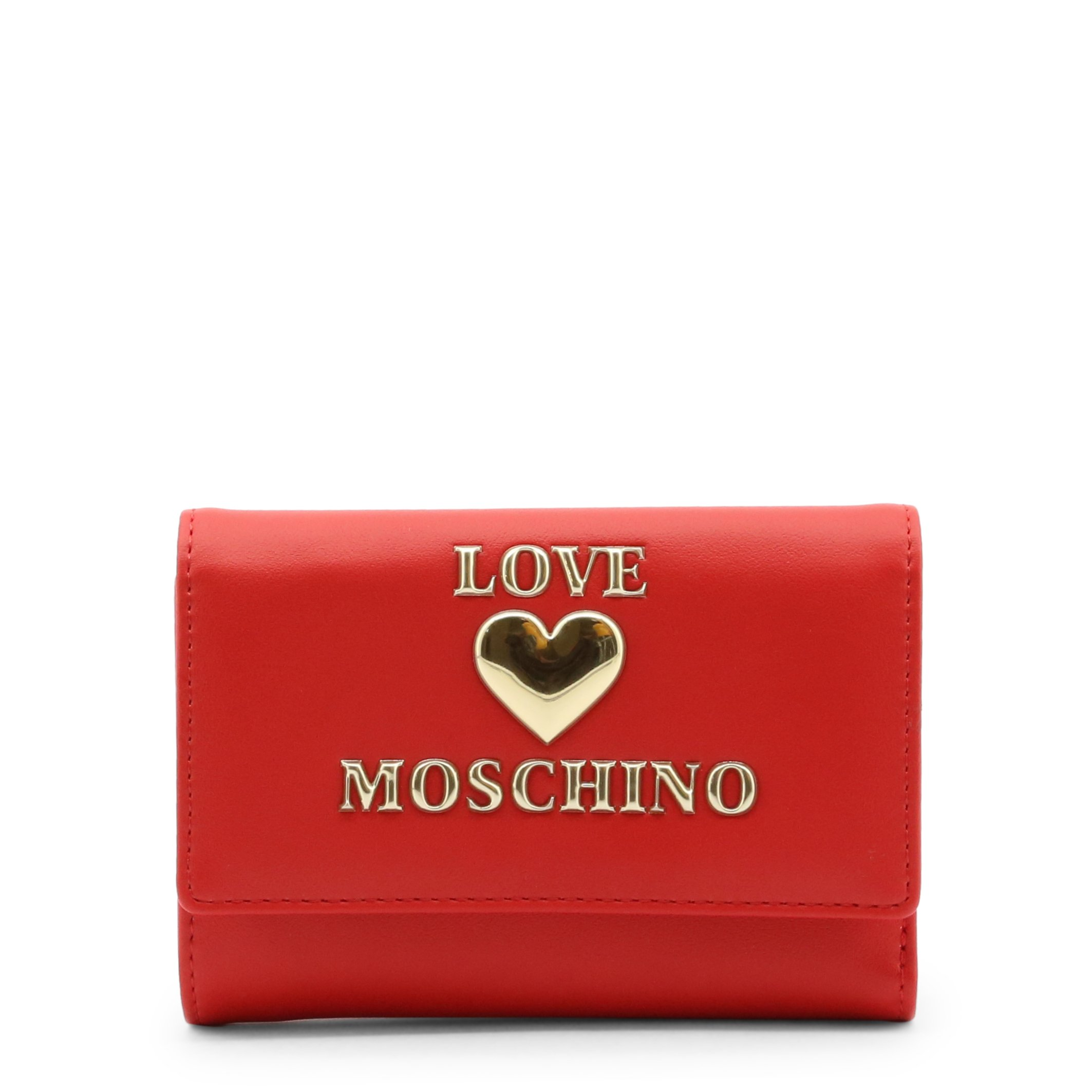 Love Moschino Women's Wallet Various Colours JC5639PP1DLF0 - red NOSIZE