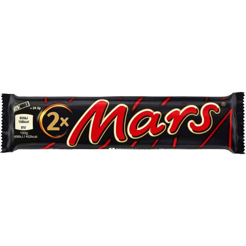 Suklaapatukka Mars - 9% alennus
