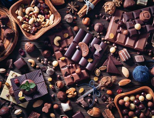 Ravensburger Puslespill Sjokoladeparadiset 2000 Brikker