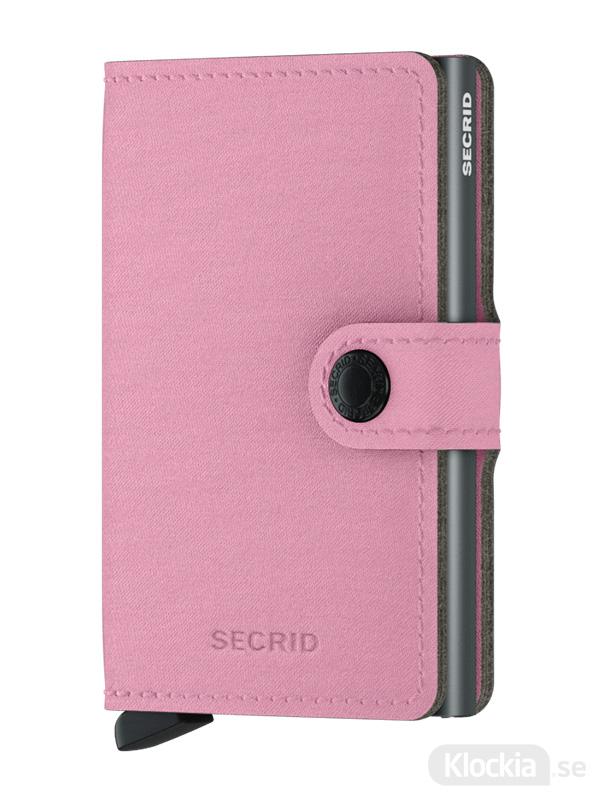 Plånbok SECRID Miniwallet Yard Rose
