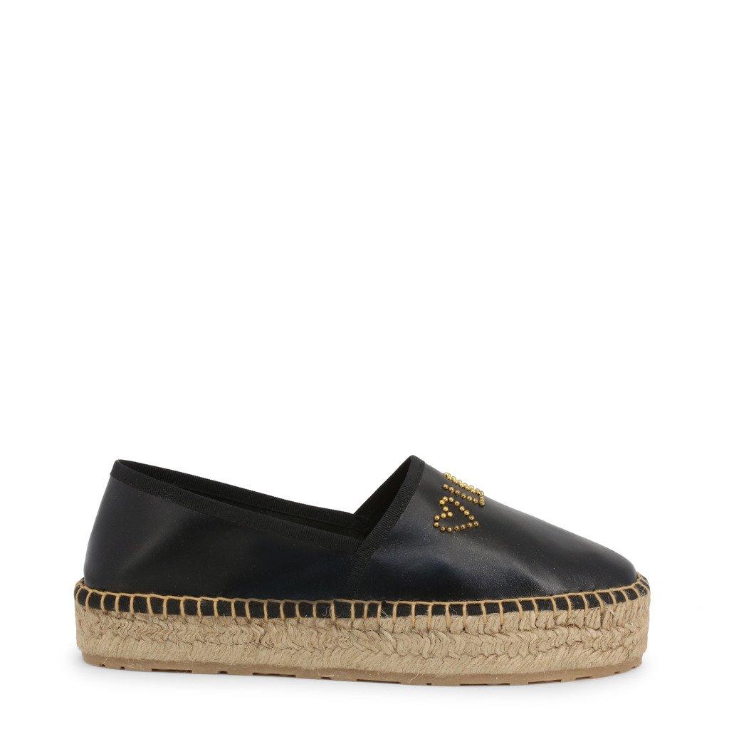 Love Moschino Women's Low Top Shoes Various Colours JA10393G0AJA - black 36 EU