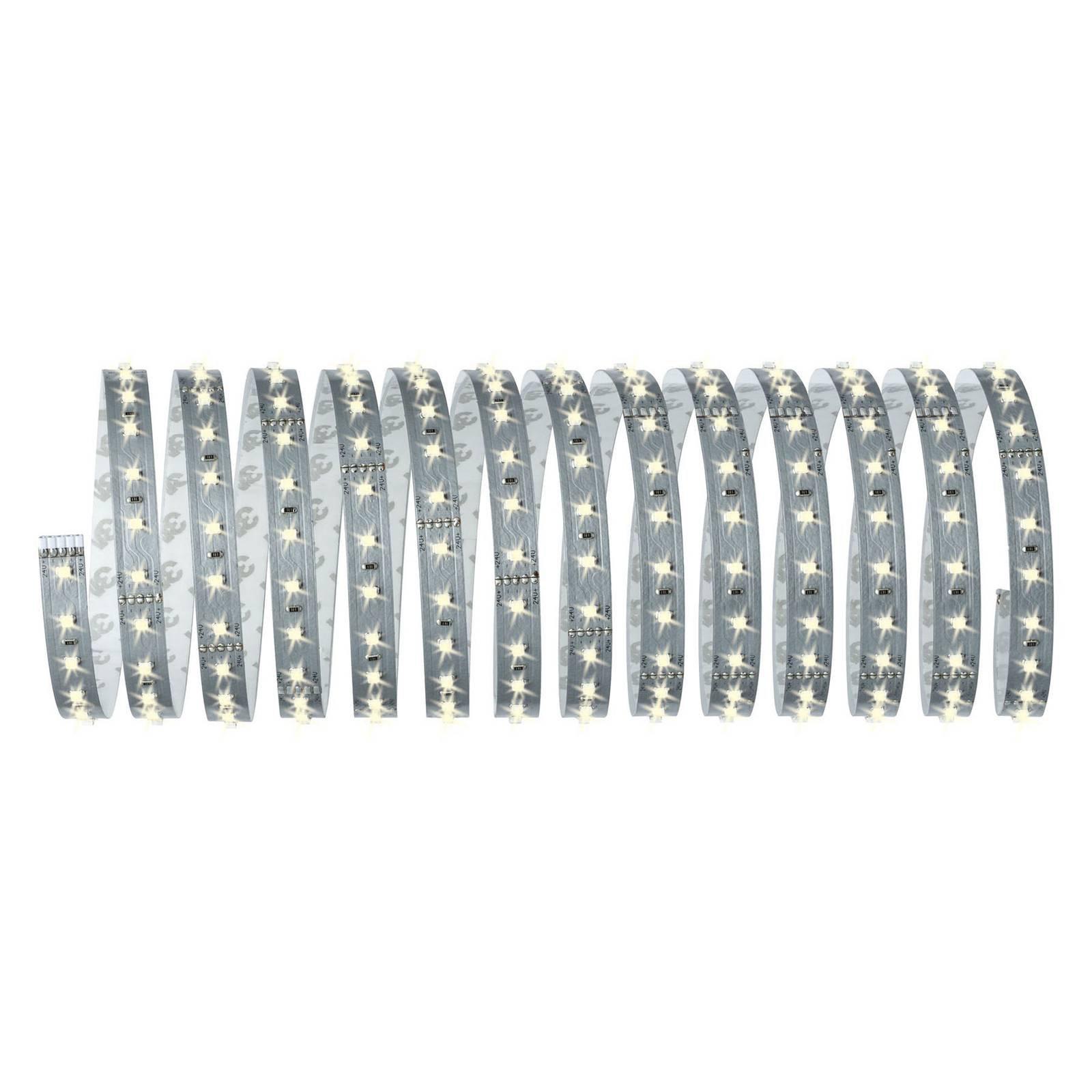 Paulmann MaxLED 500 LED-stripe, pakke 5 m, 2 700 K