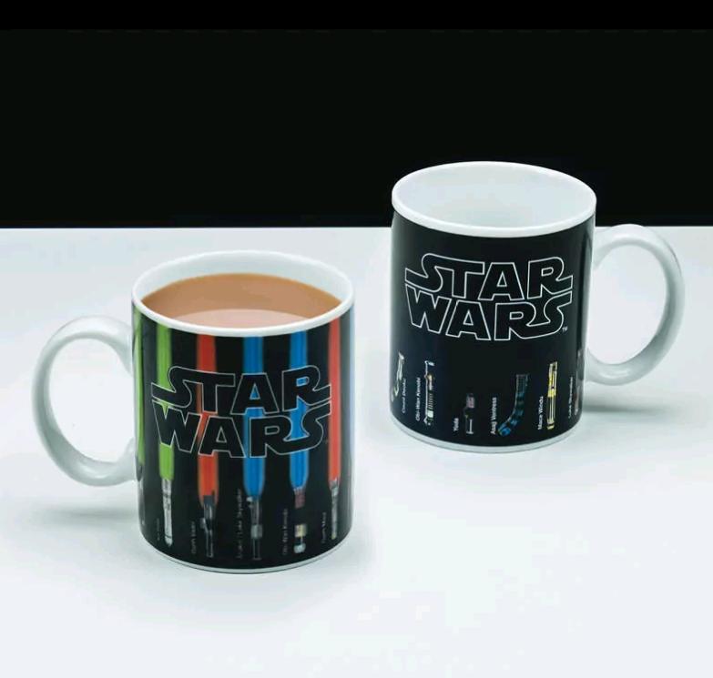 Star Wars - Lightsaber Heat Change Mug (PP3699SW)