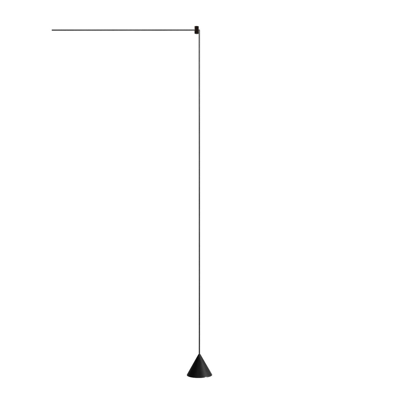 Karman Filomena -LED-lattiavalo, Ø 8 cm, 2 700 K