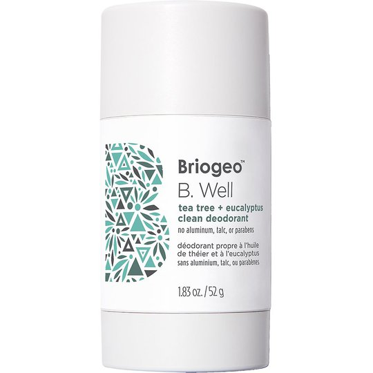 B. Well, 52 g Briogeo Deodorantit