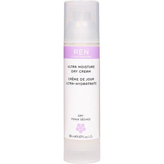 REN Ultra Moisture Day Cream, 50 ml REN Päivävoiteet