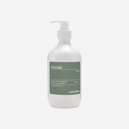 Clean dishes Pure 490 ml
