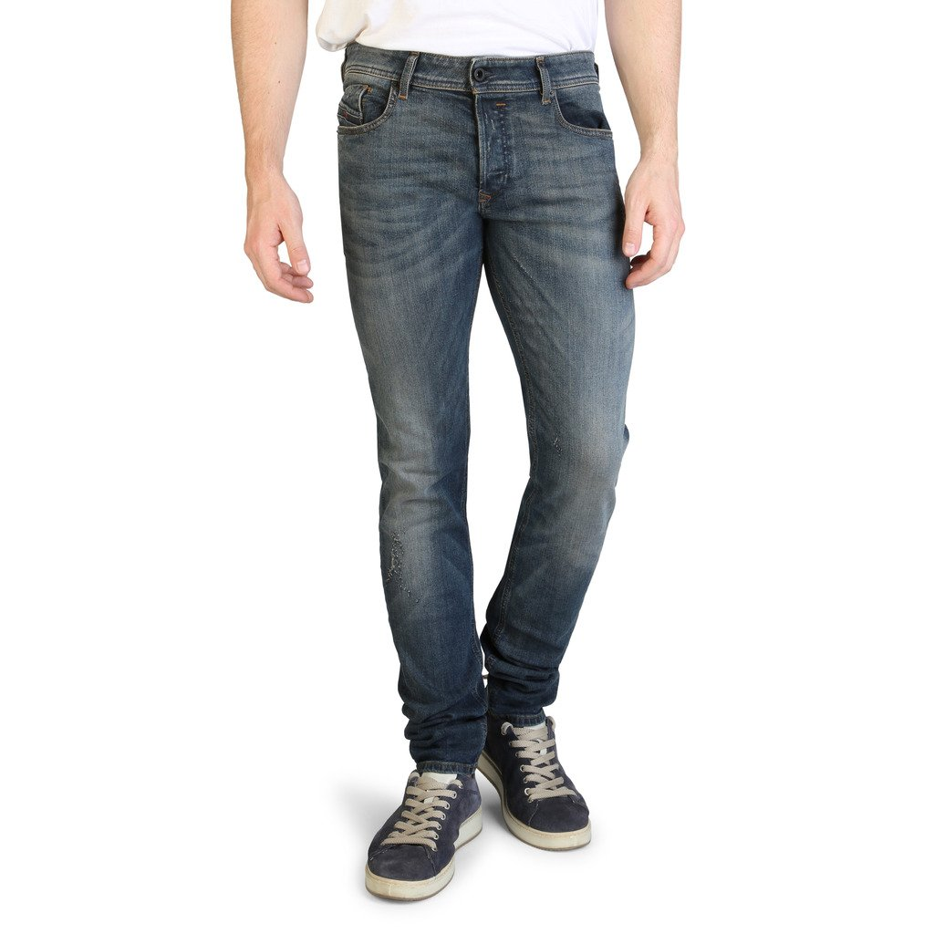 Diesel Men's Jeans Blue SLEENKER_L34_00S7VH - blue 29