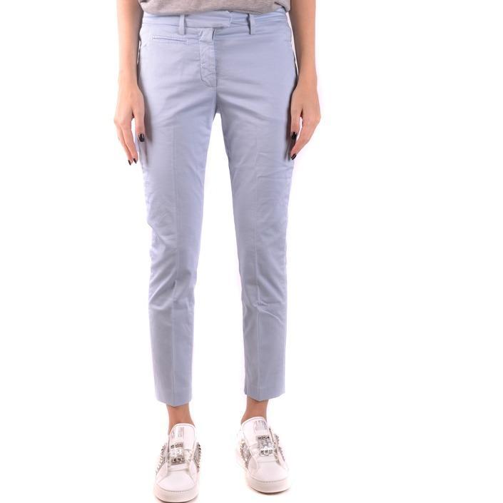 Dondup Women's Trouser Light Blue 164392 - light blue 27