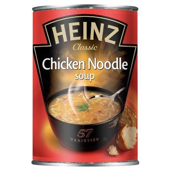 Heinz Classic Chicken Noodle Soup 400g