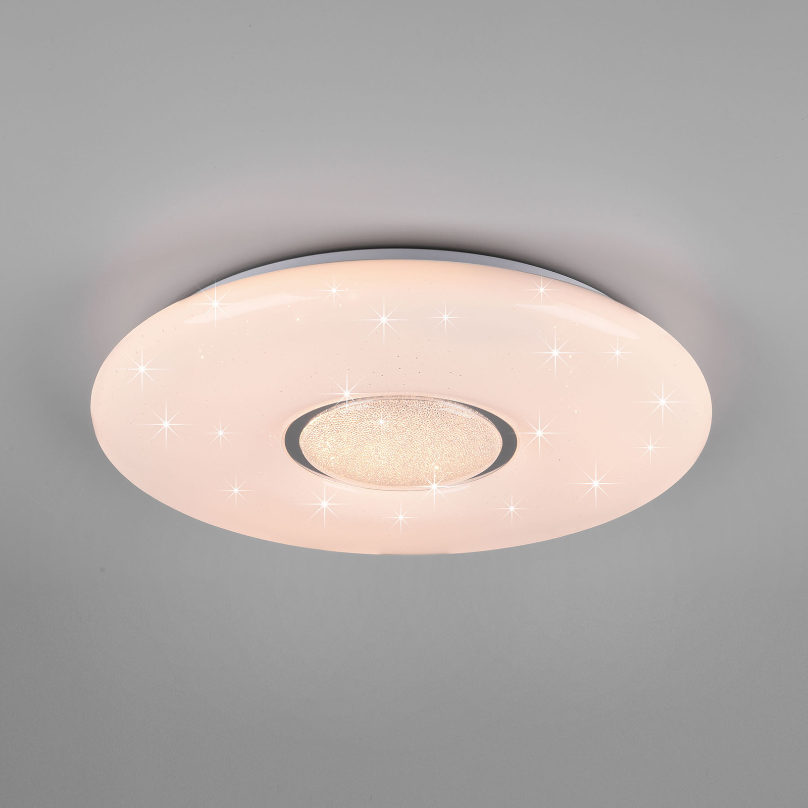 LED-kattovalaisin Lia, WiZ, RGBW, himmennettävä