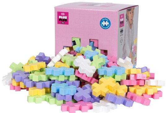 Plus Plus BIG Pastel Mix 100 Deler
