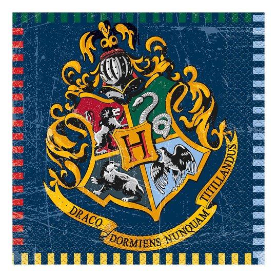 Servetter Harry Potter - 16-pack