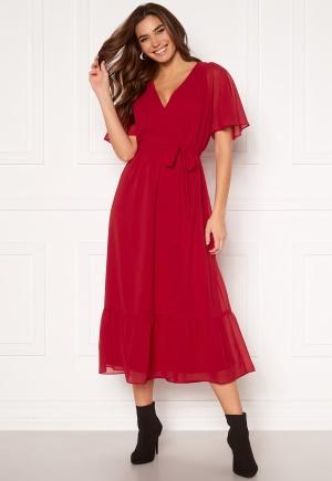 Happy Holly Linnea maxi dress Red 36/38